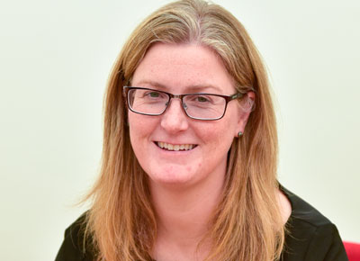 Elspeth James - Finance Director, Penrith Building Society